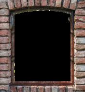 Eigen doorkijk boeren venster