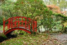 Japanse tuin liggend