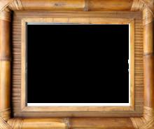 764a-Eigen doorkijk bamboe venster