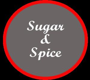 Sugar & Spice Lemax My Village Kerstdorp achtergrond
