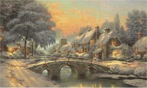 Victoriaans dorp