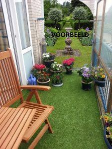 gratis tuinvoorbeeld balkonposter
