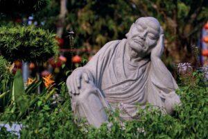 Boeddha relax