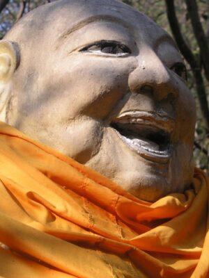 Gelukkige Boeddha