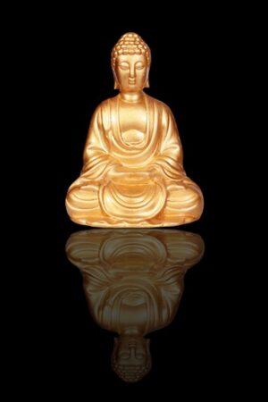Boeddha zwevend