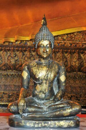 Boeddha oranje