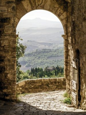 Toscaans doorkijkje