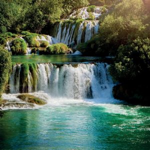 Watervallen hoog