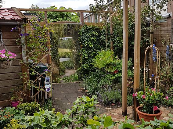 Tuin en tuinposter