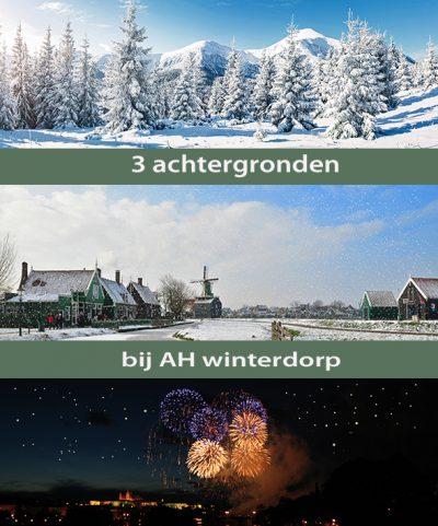 3 achtergronden AH winterdorp
