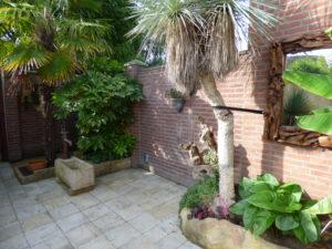 Mexicaanse patio