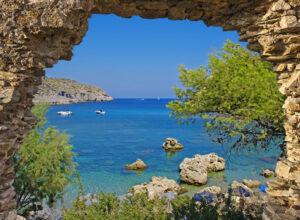 Gat in rots: Kroatië