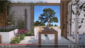 tuinvoorbeeld tuinposter boom